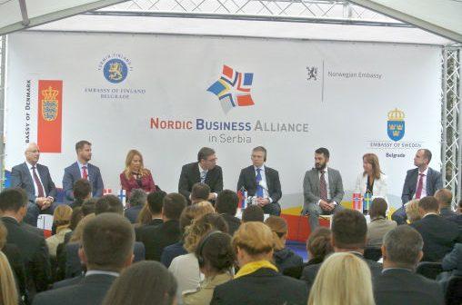 Nordijski inovativni biznis u Srbiji