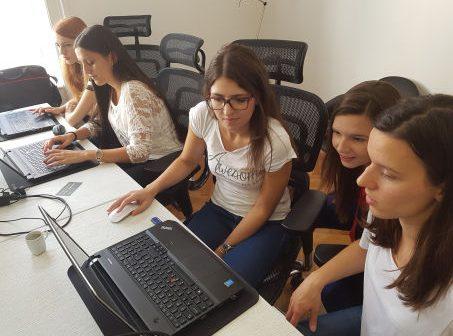 """Završen prvi """"IT Girls Hackathon"""""""