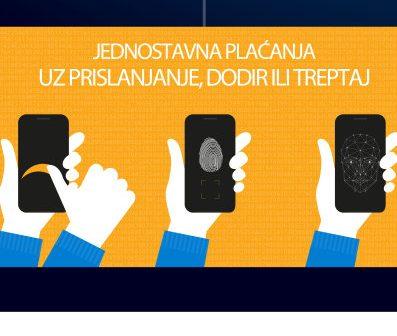 Mastercard čini da plaćanje uz pomoć otiska prsta i selfi tehnologije postanu realnost