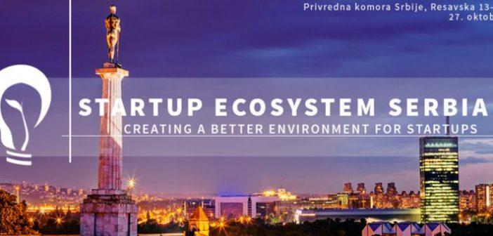 Najava: Konferencija Startup ekosystem Serbia