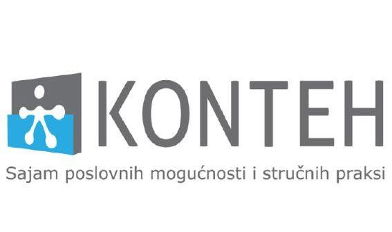 """Najava: """"KONTEH"""" – Sajam poslovnih mogućnosti i stručnih praksi"""