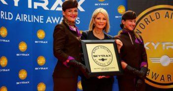 Etihad Airways dobio trostruko priznanje za prvu klasu