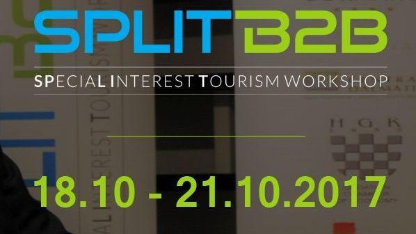 Najava: Split B2B Special Interest Tourism Workshop