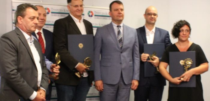 Dodeljena 54. Godišnja nagrada Privredne komore Vojvodine