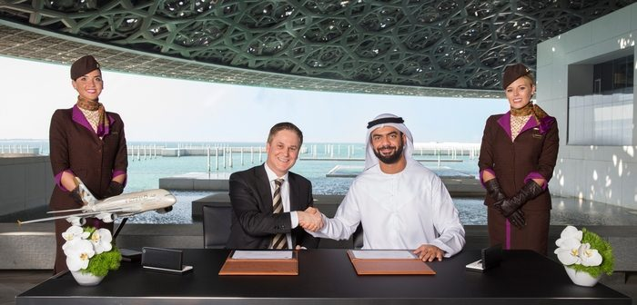 Louvre Abu Dhabi i Etihad Airways zaključiliugovor o saradnji