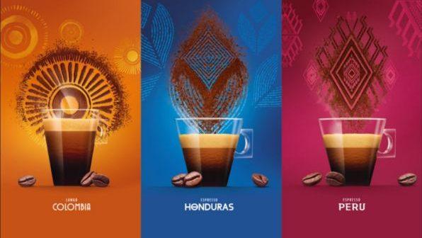 Nova tri NESCAFÉ Dolce Gusto ukusa: Honduras, Colombia, Peru