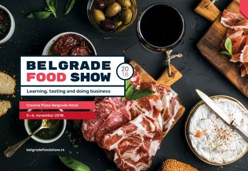 Najava: Belgrade Food Show – jedistvena poslovna prilika za kompanije iz Srbije