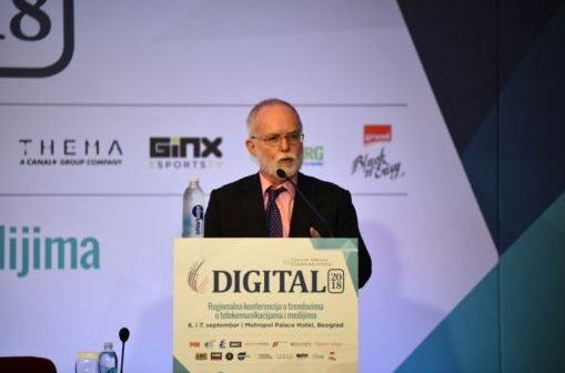 Otvorena peta konferencija Digital2018