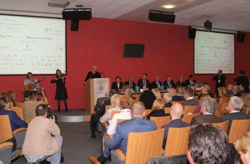 Svečano otvoren 7. Dunavski biznis forum u Novom Sadu