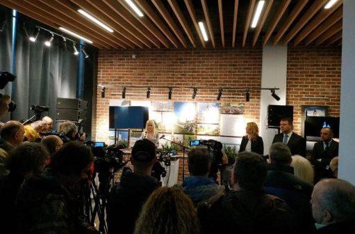 Prvi savremeni info-centar u Novom Sadu – Vojvodina u malom