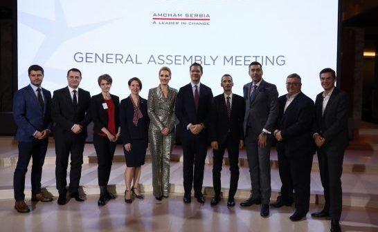 AmCham izabrao nove članove Upravnog odbora i dodelio nagradu za izuzetnost genetičaru Miodragu Stojkoviću