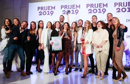 New Moment PR Agencija godine