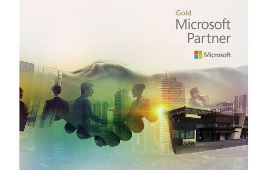 "Comtrade dobitnik priznanja ""Microsoft Country Partner of the Year 2019 """