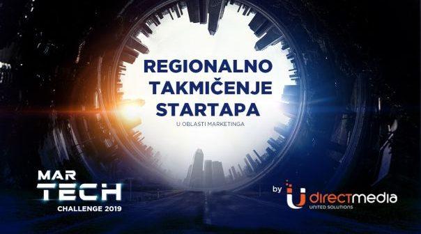 Otvoreno regionalno takmičenje za startape u oblasti marketinga!