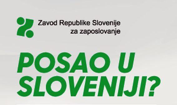 Dva sajma zapošljavanja pod pokroviteljstvom Zavoda Republike  Slovenije za zapošljavanje