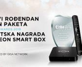 Svetsko priznanje za SBB-ov EON Smart Box