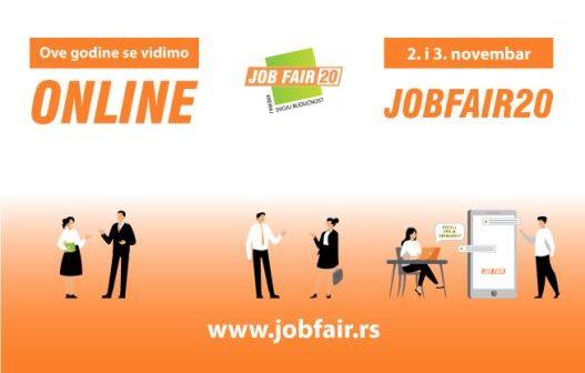 """Sajam poslova i praksi """"JobFair ─ Kreiraj svoju budućnost!"""""""