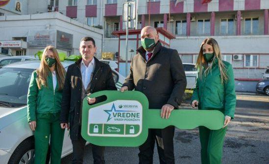 Sberbank Srbija nagradila svoje najvrednije klijente