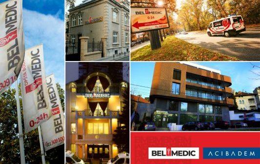 Acıbadem došao u Srbiju kroz strateško partnerstvo sa Bel Medicom