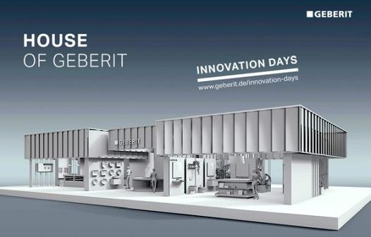 Najava: Geberit Innovation Days