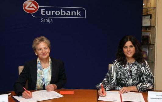 Eurobank i EBRD potpisale ugovor o kreditnoj liniji u vrednosti od 2,9 milijardi dinara