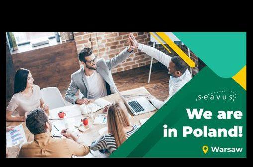 Seavus se širi na evropsko tržište otvaranjem prve kancelarije u Poljskoj